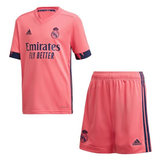 Real Madrid Youth Away Kit 2020/21