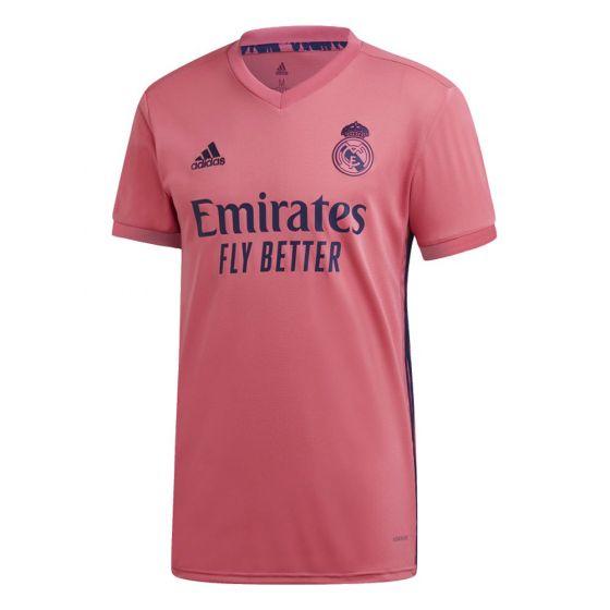 Real Madrid Kids Away Shirt 2020/21