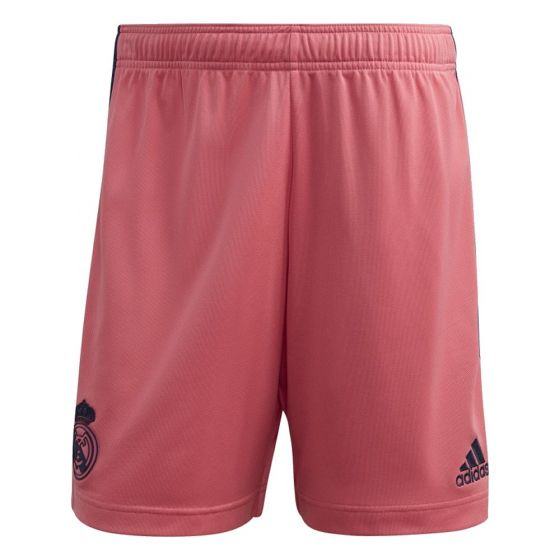 Real Madrid Kids Away Shorts 2020/21