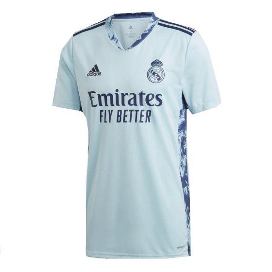 Real Madrid Kids Home Goalkeeper Shirt 2020/21