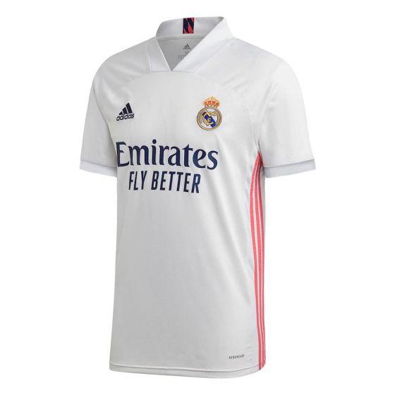 Real Madrid Kids Home Shirt 2020/21