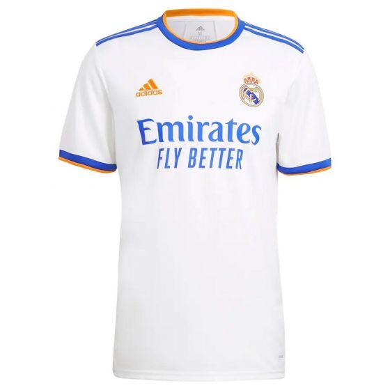 Real Madrid Home Shirt 2021/22