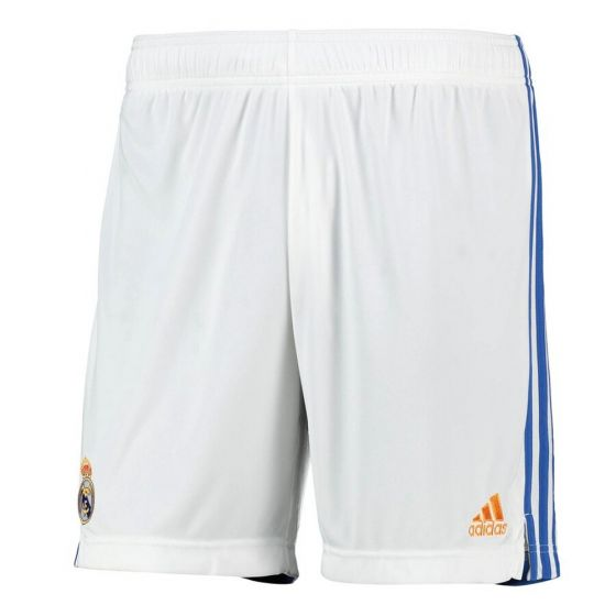 Real Madrid Kids Home Shorts 2021/22
