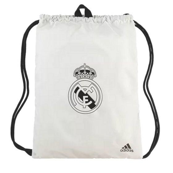 Real Madrid Adidas Gym Bag 2018/19 (White)