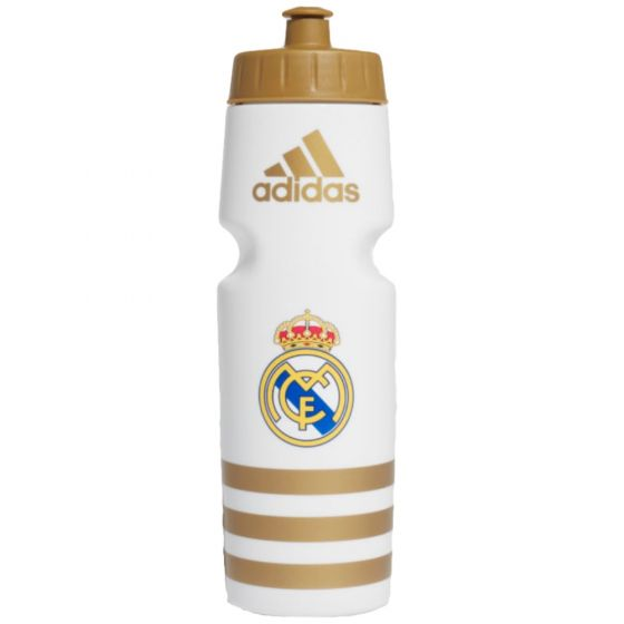 Real Madrid 19/20 Adidas white drinks bottle