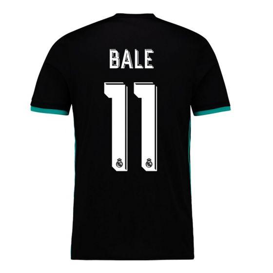 Real Madrid 'Bale 11' Away Shirt 2017/18