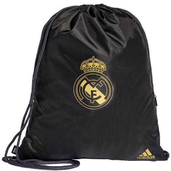 Real Madrid Black Gym Bag 2019/20