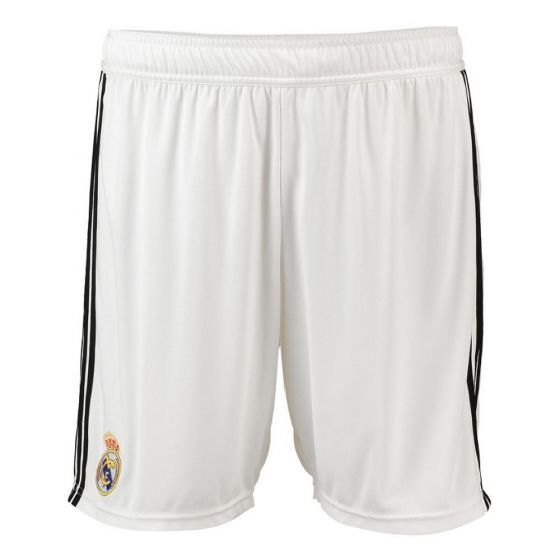 Real Madrid Adidas Home Shorts 2018/19 (Adults)