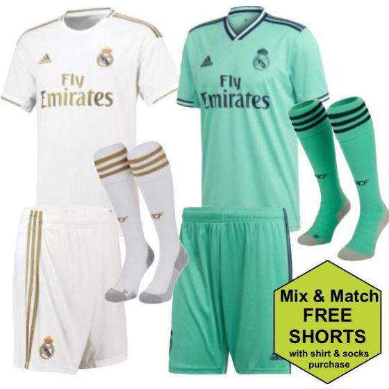 Real Madrid Kids Kit Bundle 2019/20