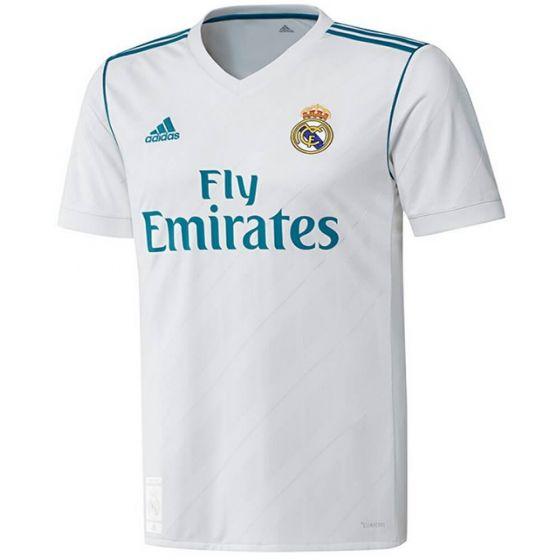 Real Madrid Kids Home Shirt 2017/18