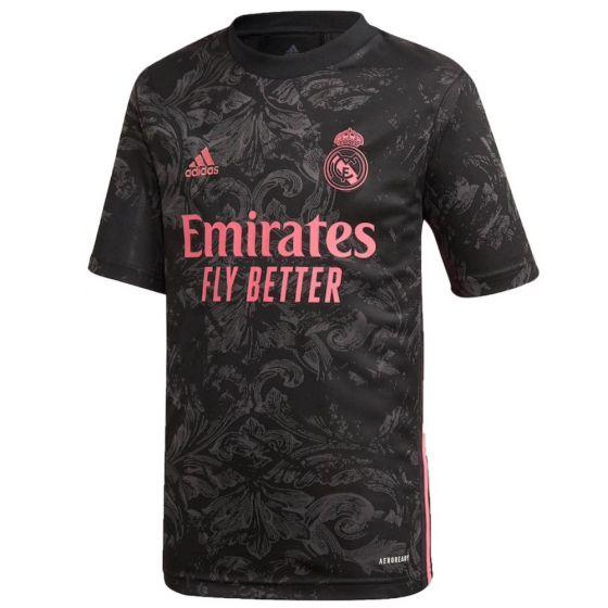 Real Madrid 2020/21 kids third shirt
