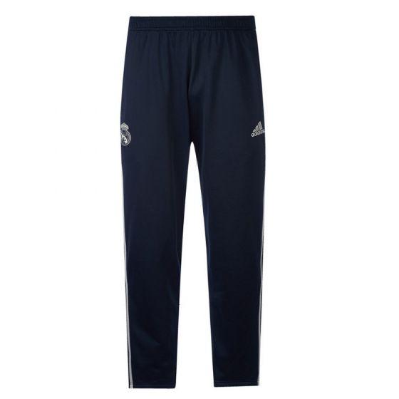 Real Madrid Adidas Dark Grey Presentation Pants 2018/19 (Adults)
