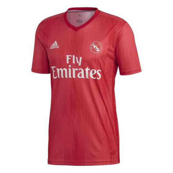 Real Madrid Adidas Third Shirt 2018/19 (Adults)