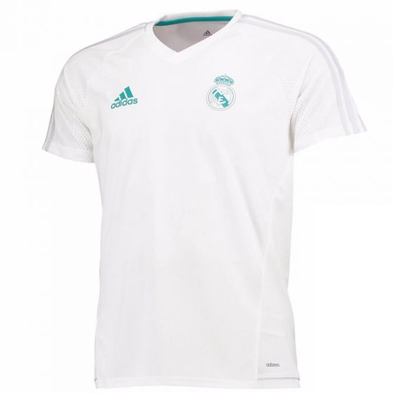 Real Madrid Training Jersey 2017/18 (White)