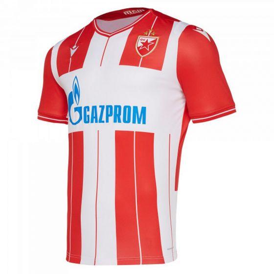 Red Star Belgrade Home Football Shirt 2019/20