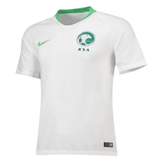 Saudi Arabia Nike Home Shirt 2018/19 (Adults)