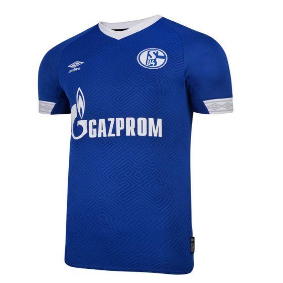 Schalke Umbro Home Shirt 2018/19 (Adults)