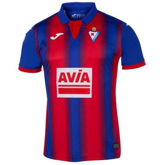 SD Eibar home jersey 19/20