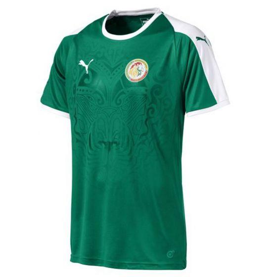 Senegal Puma Away Shirt 2018/19 (Adults)