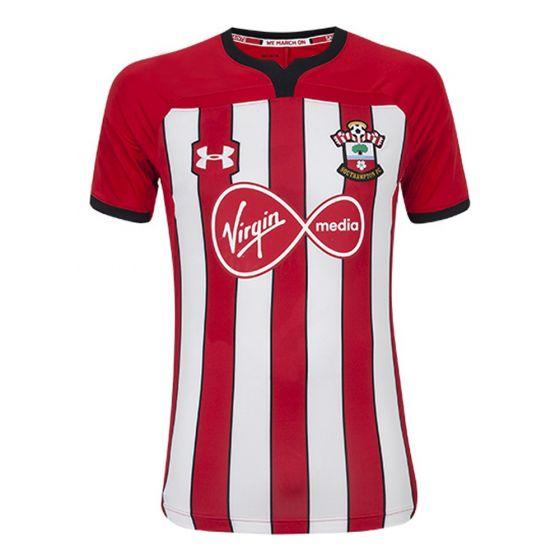 Southampton Under Armour Home Shirt 2018/19 (Kids)
