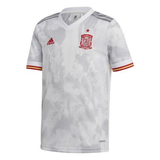 Spain Kids Away Shirt 2020/21
