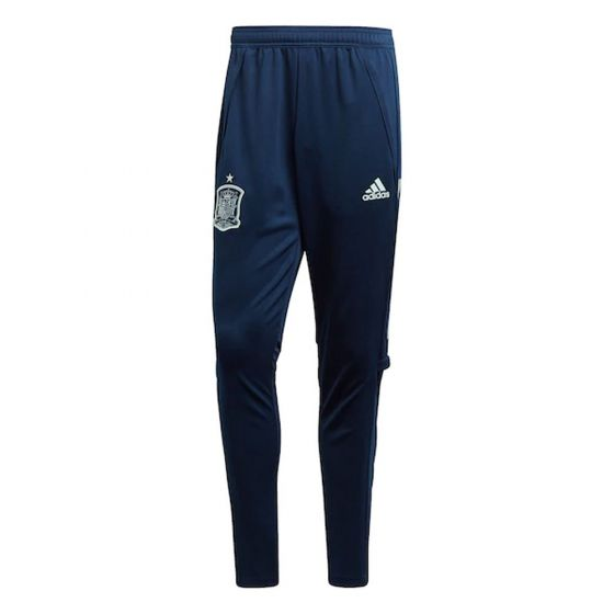 Spain Kids Navy Presentation Pants 2020/21