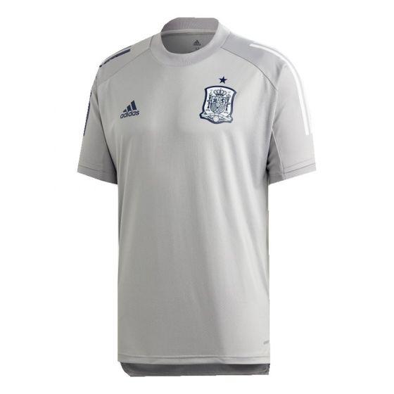 Spain Grey Training Jersey 2020/21