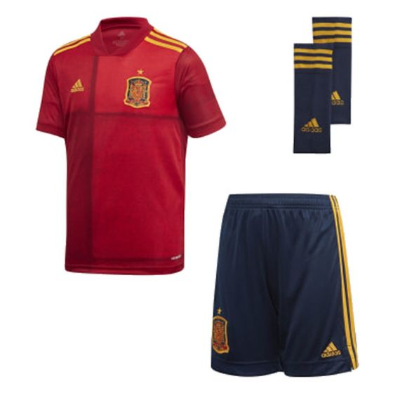 Spain Youth Home Kit 2020/21