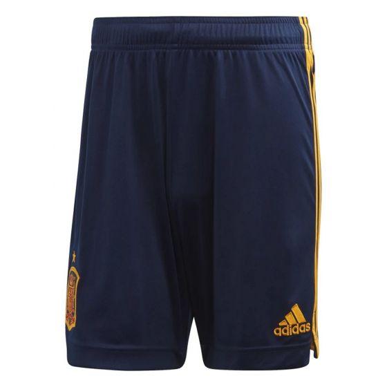 Spain Home Football Shorts 2020/21