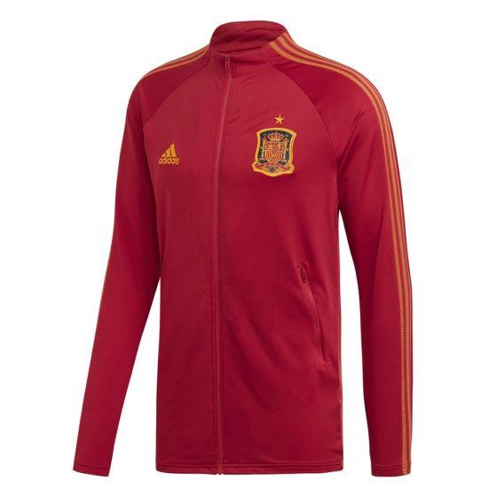 Spain Red Anthem Jacket 2020/21