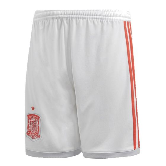 Spain Adidas Away Football Shorts 2018/19 (Adults)