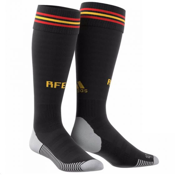 Spain Kids Home Football Socks 2017/19