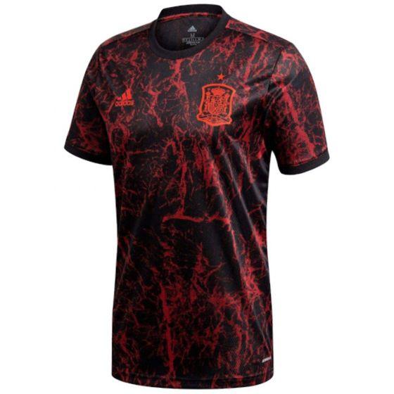 Spain pre-match jersey 20/21