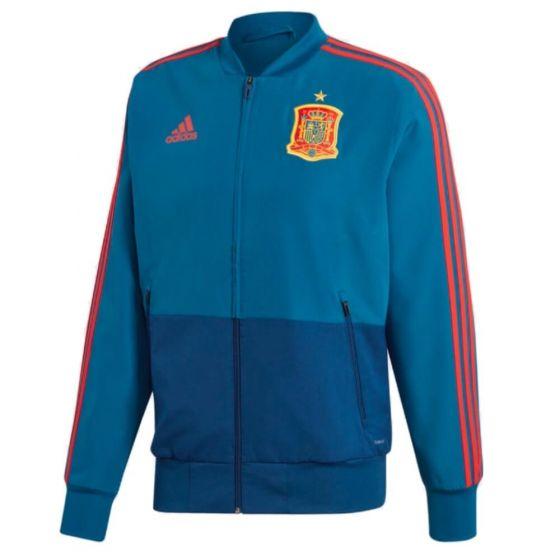 Spain Presentation Jacket 2017/19 (Blue)