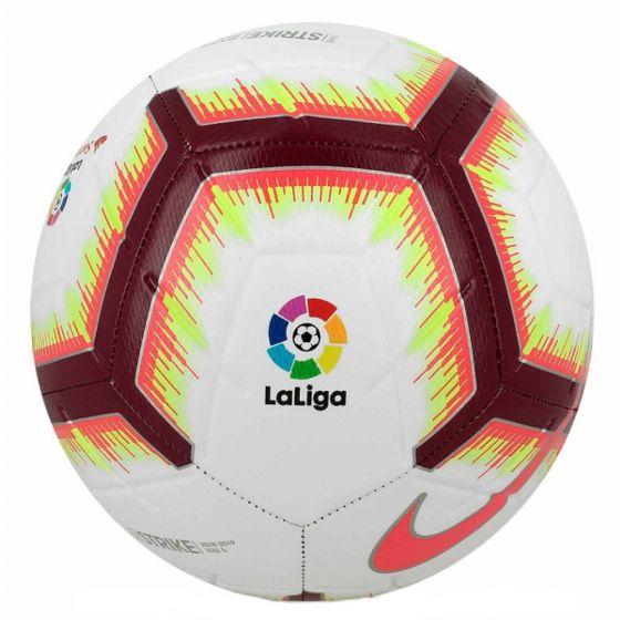 Spanish La Liga Strike Football