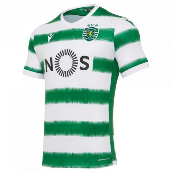 Sporting CP home jersey 20/21