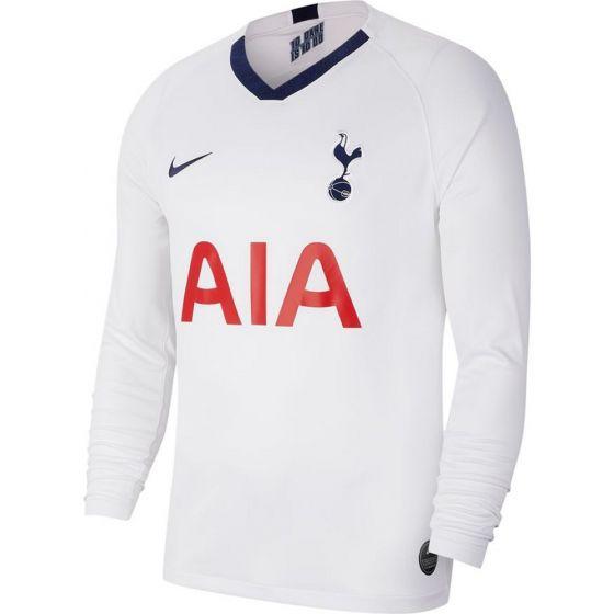 Tottenham Hotspur Long Sleeve Home Shirt 2019/20
