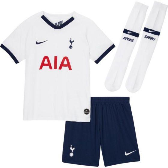 Tottenham Hotspur Kids Home Kit 2019/20