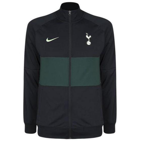 Spurs black Nike anthem jacket 20/21