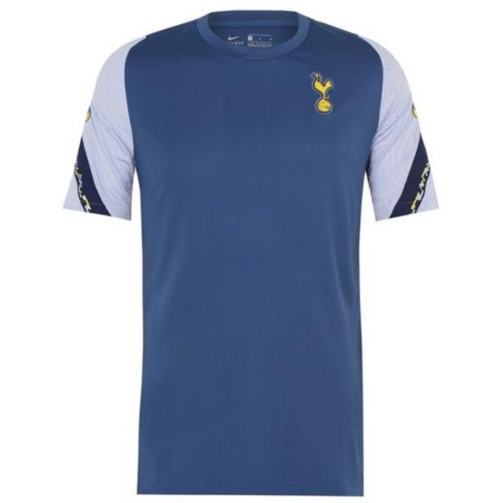 Spurs navy strike training jersey 20/21