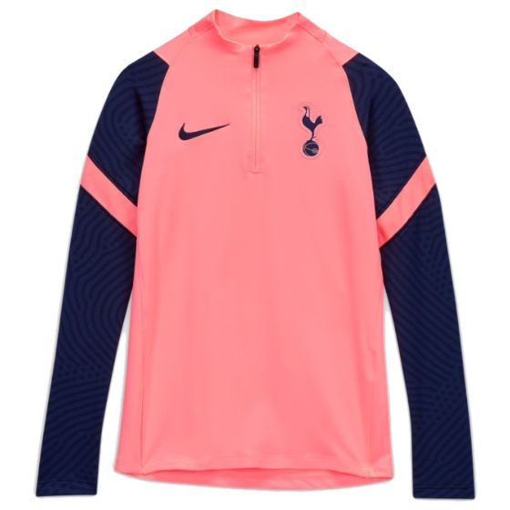 Latest Nike Tottenham Hotspur Pink Drill Top 2020 21 Available While Stocks Last