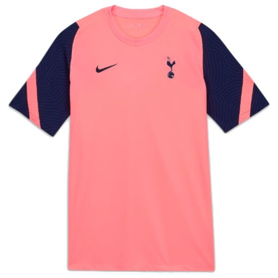 Spurs 20/21 Nike Strike training jersey (pink)