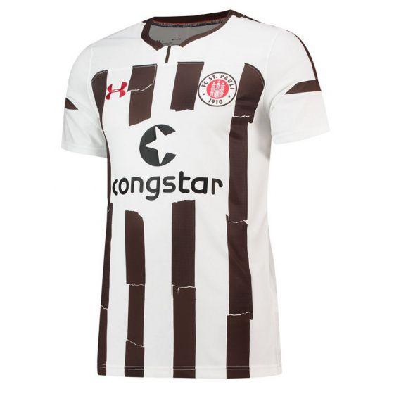 St Pauli Under Armour Away Shirt 2018/19 (Adults)