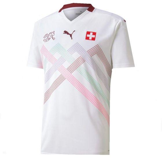 Switzerland Away Shirt 2020/21