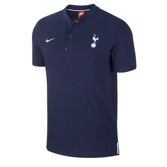 Tottenham Hotspur Authentic Grand Slam Polo Shirt 2017/18