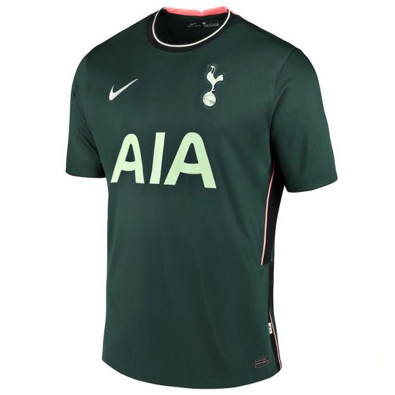 Tottenham Hotspur Away Shirt 2020/21