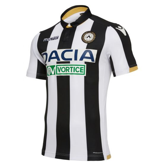 Udinese Calcio Macron Home Shirt 2018/19 (Adults)