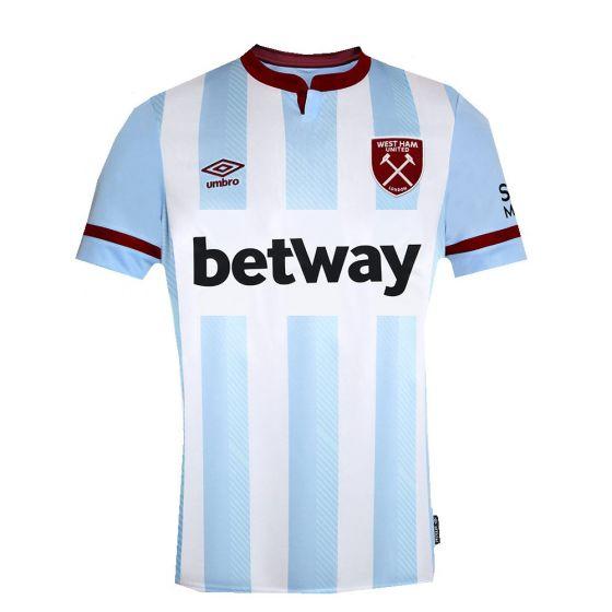 West Ham United Away Shirt 2021/22