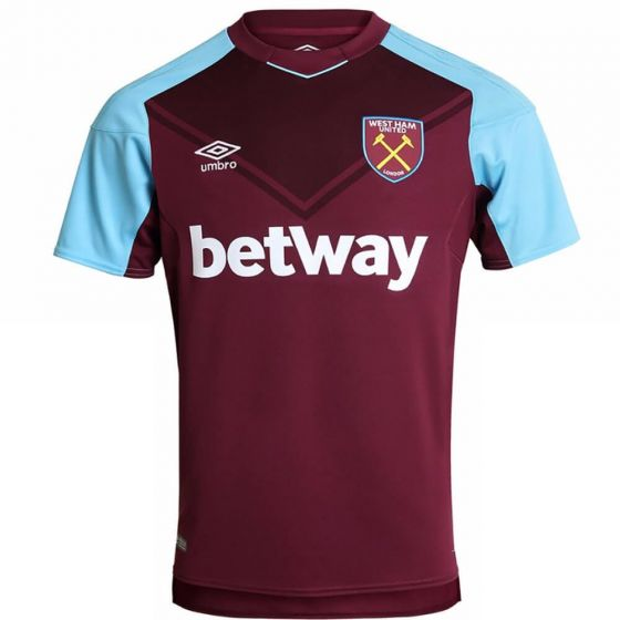 West Ham United Home Shirt 2017/18