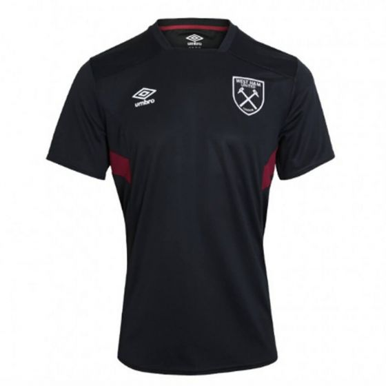 West Ham United Kids Training Jersey 2017/18 (Black)
